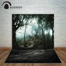 Online Shop Allenjoy wonderland <b>mysterious forest</b> fairy tale ...