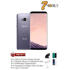 Samsung Galaxy S8 / S8 + Plus - Officially Samsung Malaysia Set + ...