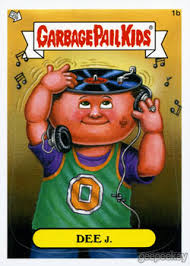 Garbage Pail Kids <b>Brand New</b> Series <b>1</b> | GEEPEEKAY
