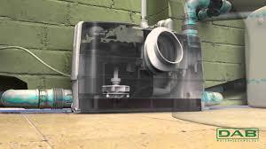 GENIX - Новая <b>канализационная установка</b> от DAB - YouTube
