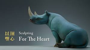 Dreams: Animal <b>sculptures</b> made <b>of copper</b> by Wang Ruilin - YouTube
