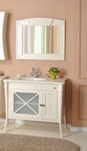 Мебель для ванной <b>Атолл Валенсия</b> New <b>100</b> см, слоновая кость ...