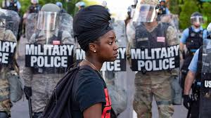 Over 9,000 arrested as Floyd protests continue: Live Updates   USA ...