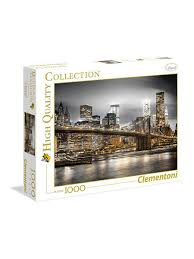 Итальянский <b>пазл</b> Clementoni. Серия High Quality. Нью-Йорк ...