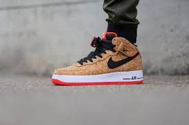 nike air force one mid cork 2 air force 1 mid