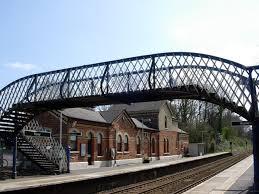 Hever railway station