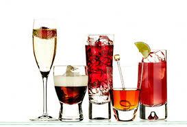 Бокалы для коктейлей | <b>Glasses</b> and goblets for cocktails