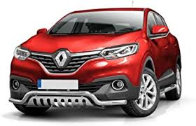 Front protection bar with underrun protection <b>for Renault Kadjar</b> from ...