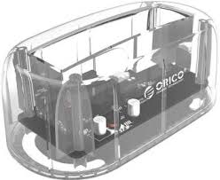 Orico <b>ORICO 2.5 / 3.5 inch USB3.0</b> Hard Drive Dock (6139U3) Dock ...