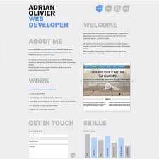resume template ryan weaver web designer and developer resume 25 psd portfolio and resume website templates 2016 colorlib online resume website examples online resume