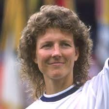 「included veteran midfielder Michelle Akers,」の画像検索結果