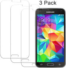 Galaxy S5 Screen Protector, Wisdompro 3 Pack 0.33 ... - Amazon.com