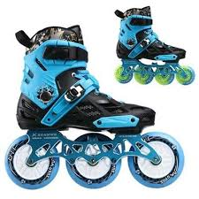 <b>Inline Skates Professional</b> Adult <b>Roller Skating</b> Shoes Changeable ...