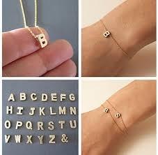 Браслет с буквами инициала алфавита для женщин, подвеска ...