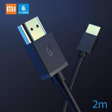 <b>Xiaomi HAGIBIS</b> HD Мультимедийный интерфейсный кабель 4K ...