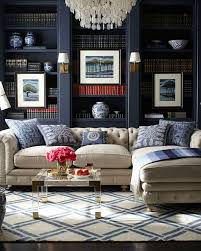 living room furniture spaces inspired: the indigo study living room decor