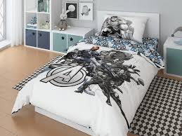 """Комплект <b>постельного белья</b> 1,5-спальный """"<b>Marvel</b>. <b>Avengers</b> ..."""