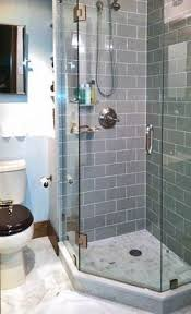 ideas small bathrooms shower sweet: small shower also not a bad idea for the master shower could re use middot corner bathroom shower ideassmall