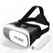 Очки виртуальной реальности <b>VR Box</b> VR 2.0 (с <b>джойстиком</b>)