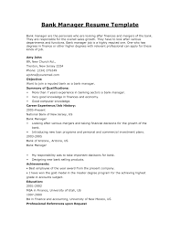 79 cool resume for a job examples of resumes resume examples for banking jobs