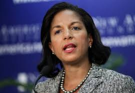 Image result for US National Security Advisor Susan Rice