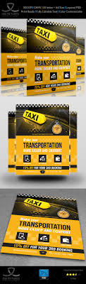 taxi service flyer template by owpictures graphicriver taxi service flyer template flyers print templates