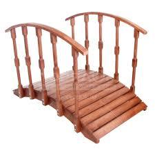 Мостик декоративный деревянный KA1377, 90х152х106 см в ...