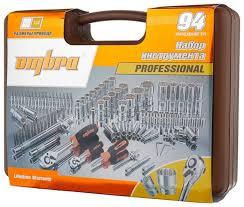 <b>Набор инструментов</b> Ombra <b>OMT94S12</b> (<b>94</b> предм.) — купить по ...