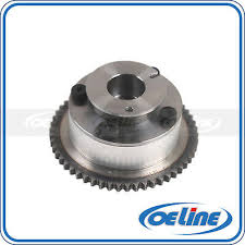Exhaust <b>VVT</b> Variable Timing Camshaft Gear for 13-14 <b>Hyundai</b> ...