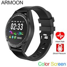 Smart Watch G50 Android IOS Heart Rate Bracelet Blood Pressure ...