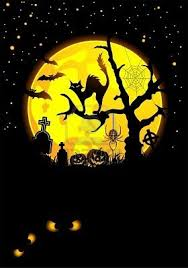 Image detail for -Illustration - <b>Halloween</b> background with <b>bat</b> ...