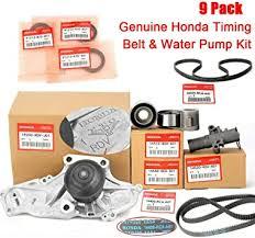 OEM Engine Timing Belt Kit with <b>Water</b> Pump <b>for Honda Acura</b>