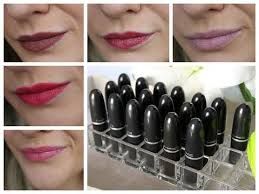 <b>MAC</b> Lipstick Collection | Lookbook - YouTube