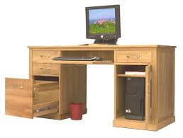 solid oak desk mobel mobel oak twin pedestal computer desk baumhaus mobel solid oak