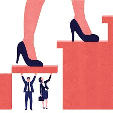 championing gender equality in company