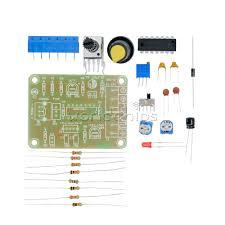 Signal Generators <b>ICL8038 Monolithic Function</b> Signal Generator ...