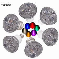 <b>10X</b> 20X Wholesale 3W <b>LED SpotLight</b> Bulb E26/27 E14 E12 GU10 ...