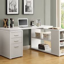 office desk pictures design white bookshelf file storage wall