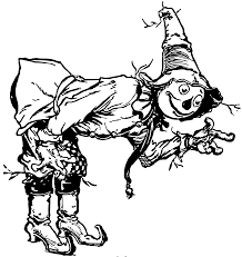 Image result for scarecrowclipart