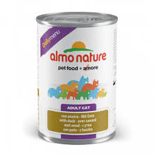"<b>Almo Nature консервы</b> для кошек ""Меню с уткой"", <b>Daily</b> Menu - Duck"