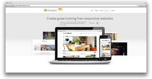 sitesupra high class responsive website builder