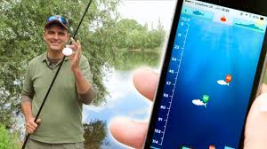 iBobber Bluetooth <b>Fish Finder</b> in Action - YouTube