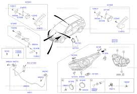 Лампа-Галогенная на Хендай (Hyundai I40) 1864755007L Bulb ...