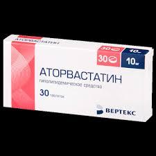 Купить <b>Аторвастатин</b>-<b>СЗ</b> таб.п.п.о.<b>10мг</b> №<b>30</b> от Северная Звезда ...