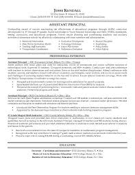 assistant teacher resume with no experience  seangarrette coprofessional resumes assistant principal resume sample cv   assistant teacher resume