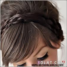 تسرحات شعر بسيطة images?q=tbn:ANd9GcR