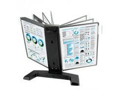 Демосистема <b>настольная Promega</b> office 10 панелей черная ...