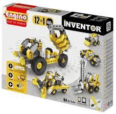 <b>Конструктор ENGINO</b> Inventor (<b>Pico</b> Builds) 1234 Промышленность