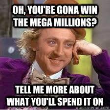 WILLY WONKA SARCASM memes | quickmeme via Relatably.com