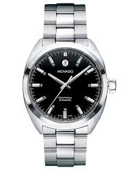 movado movado men s swiss automatic datron stainless steel movado men s swiss automatic datron stainless steel bracelet watch 38mm 606359
